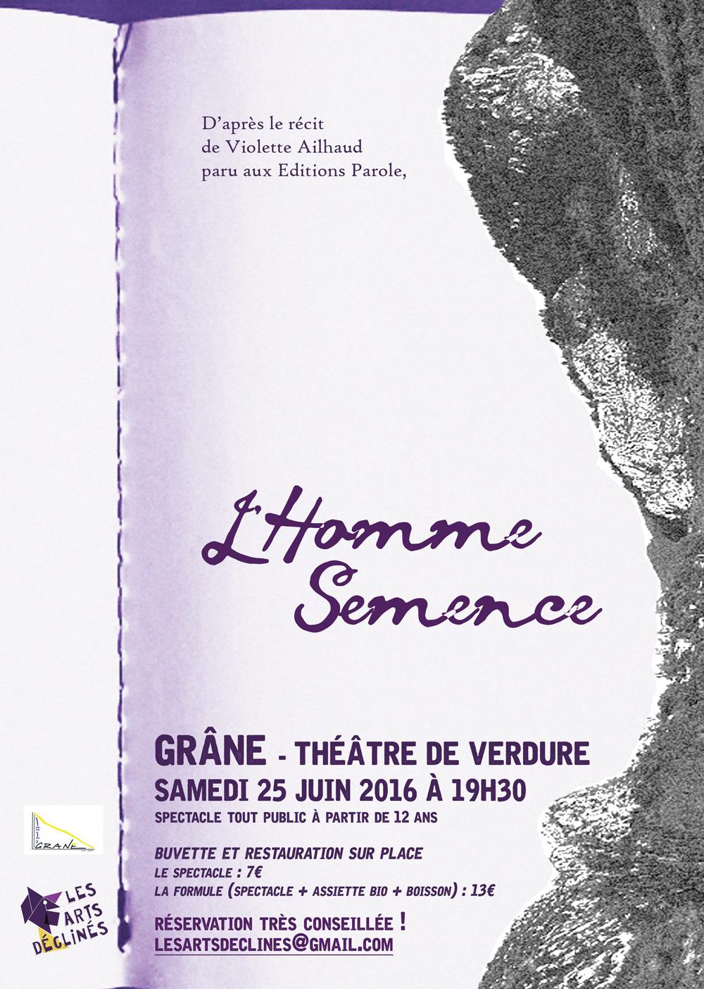 affiche-HOMME-SEMENCE-GRANE