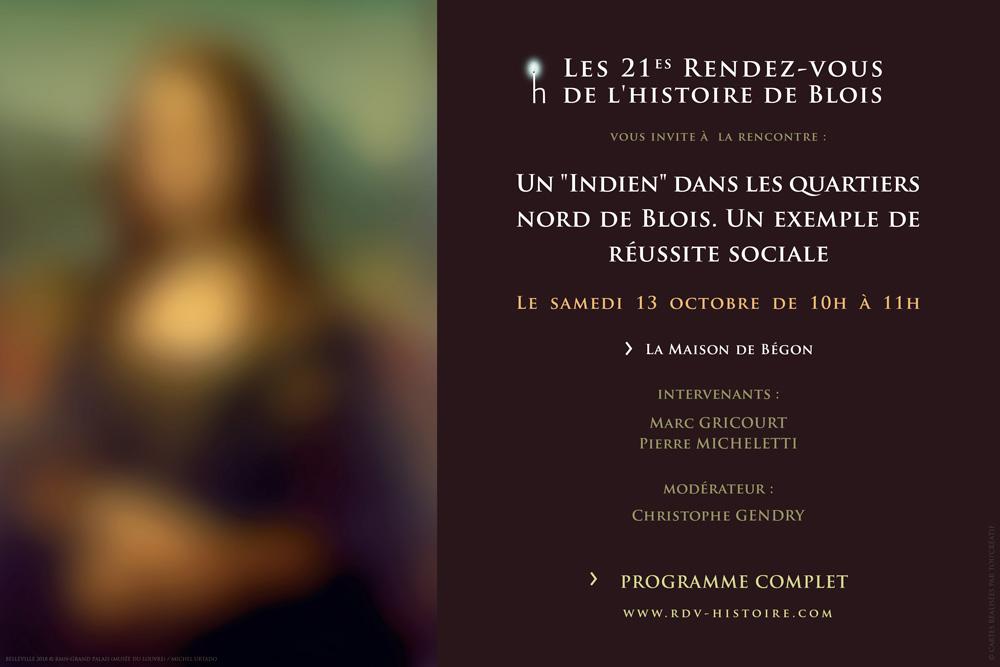 Pierre Micheletti sera aux 21es Rendez-vous de l histoire à Blois le samedi  13 octobre 2018 68186d9a6a8