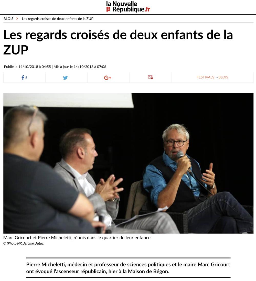 Navigation des articles. Article précédentArticle   «Pierre Micheletti et  Marc Gricourt ... 6c514cbb139